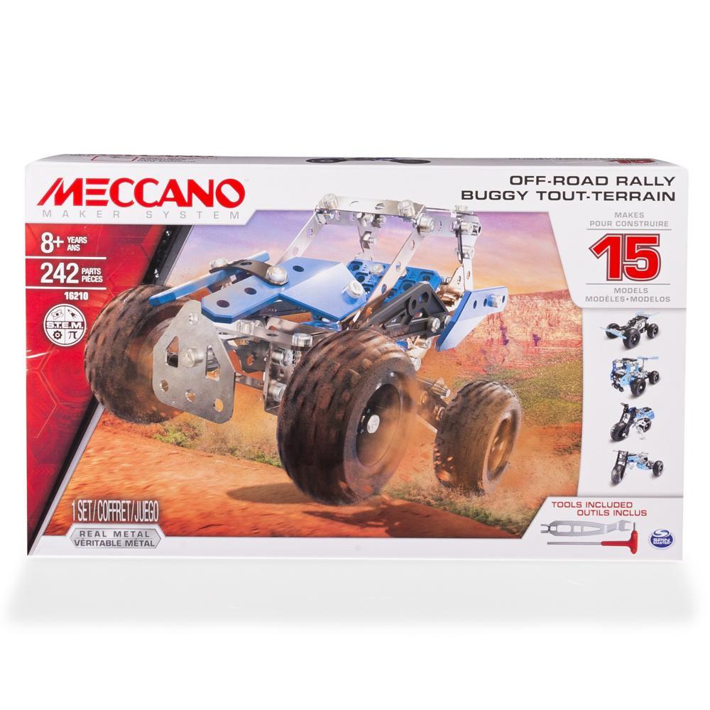meccano ensemble 15 mod les vtt club jouet achat de jeux et jouets prix club. Black Bedroom Furniture Sets. Home Design Ideas