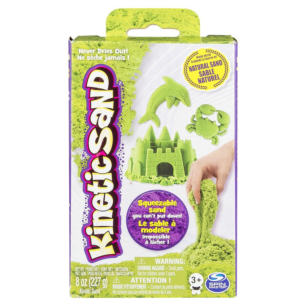 Kinetic Sand - Boîte de 8oz assorties