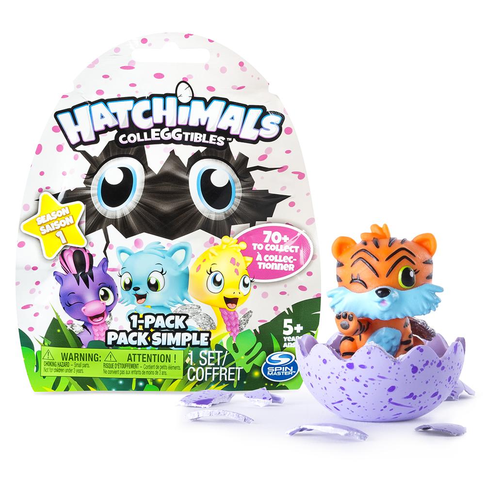 Hatchimals Colleggtibles modèles assortis