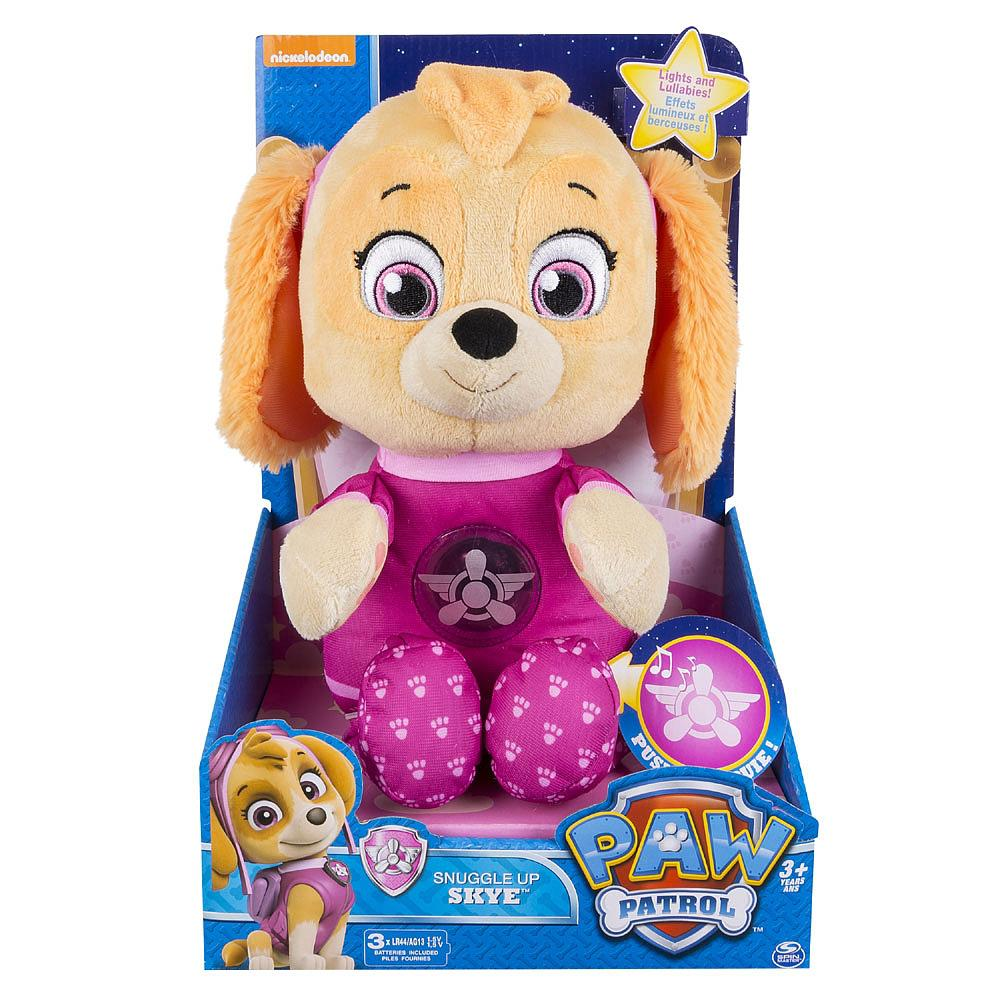 Pat' Patrouille - Snuggle up Pups assortis Version anglaise