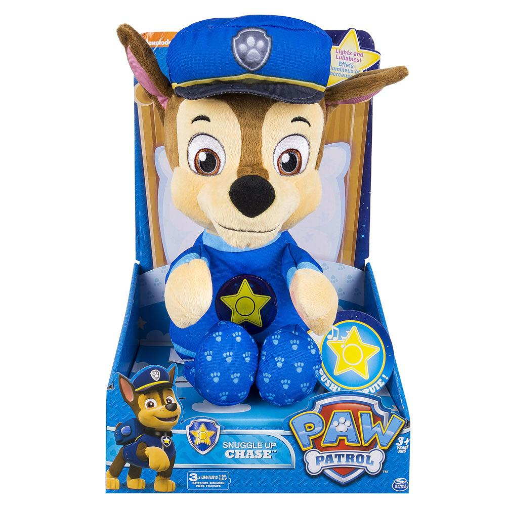 Pat' Patrouille - Snuggle up Pups assortiment - Version anglaise