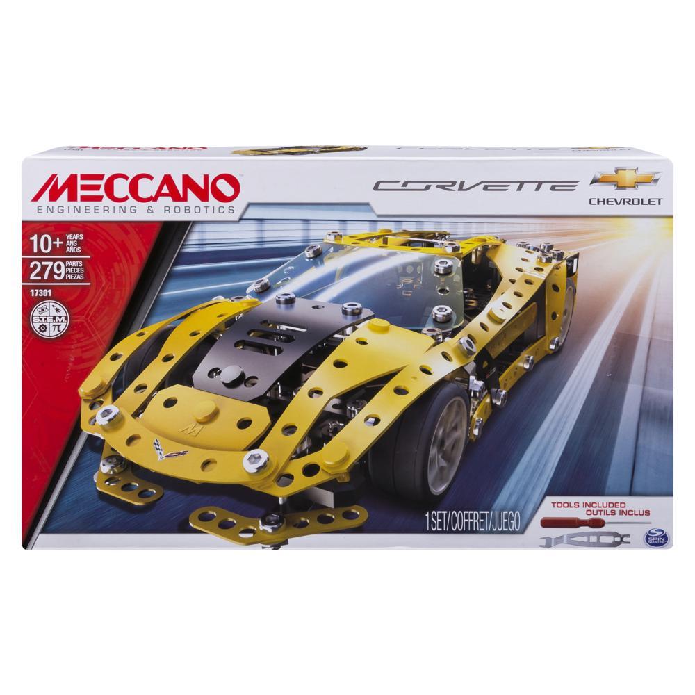 Meccano - Corvette Sport