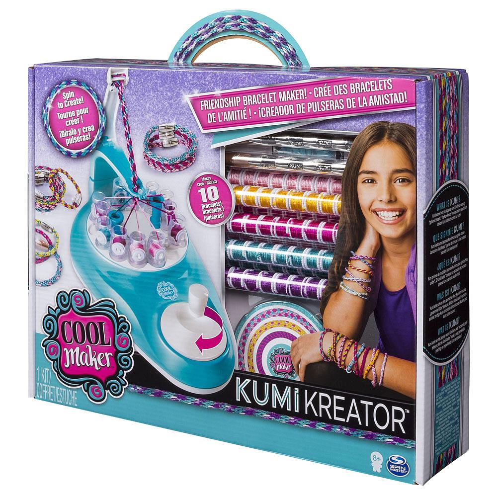 Cool Maker - Kumi Kreator Machine bracelets amies