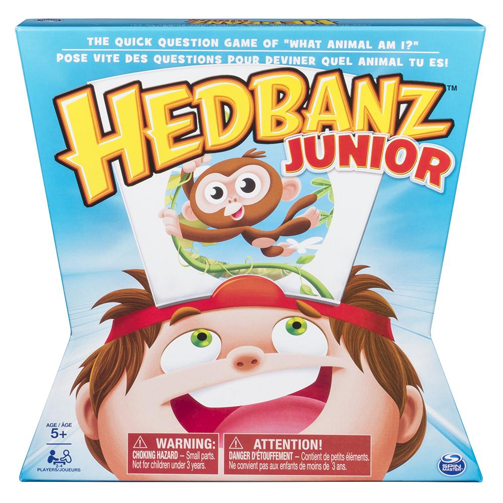 Jeu Hedbanz Junior