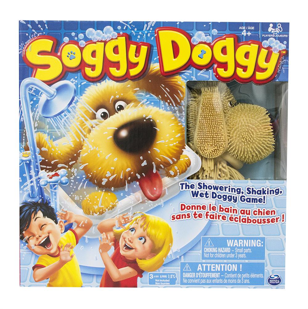 Soggy Doggy - Le Jeu