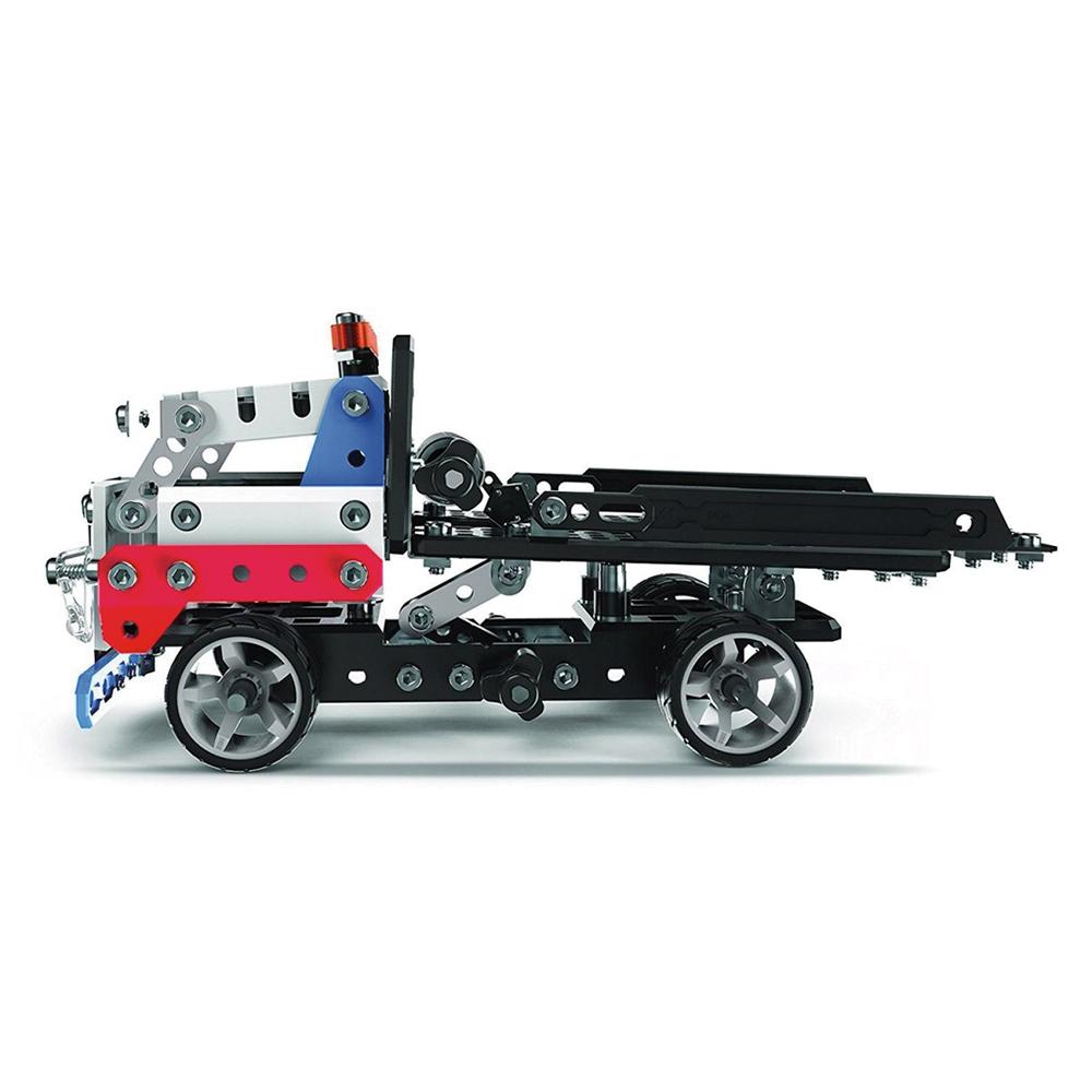 Meccano - Camion-benne ou Dépanneuse