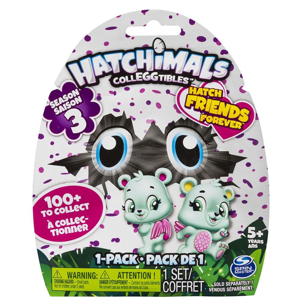 Hatchimals Colleggtibles Serie 3 assortis