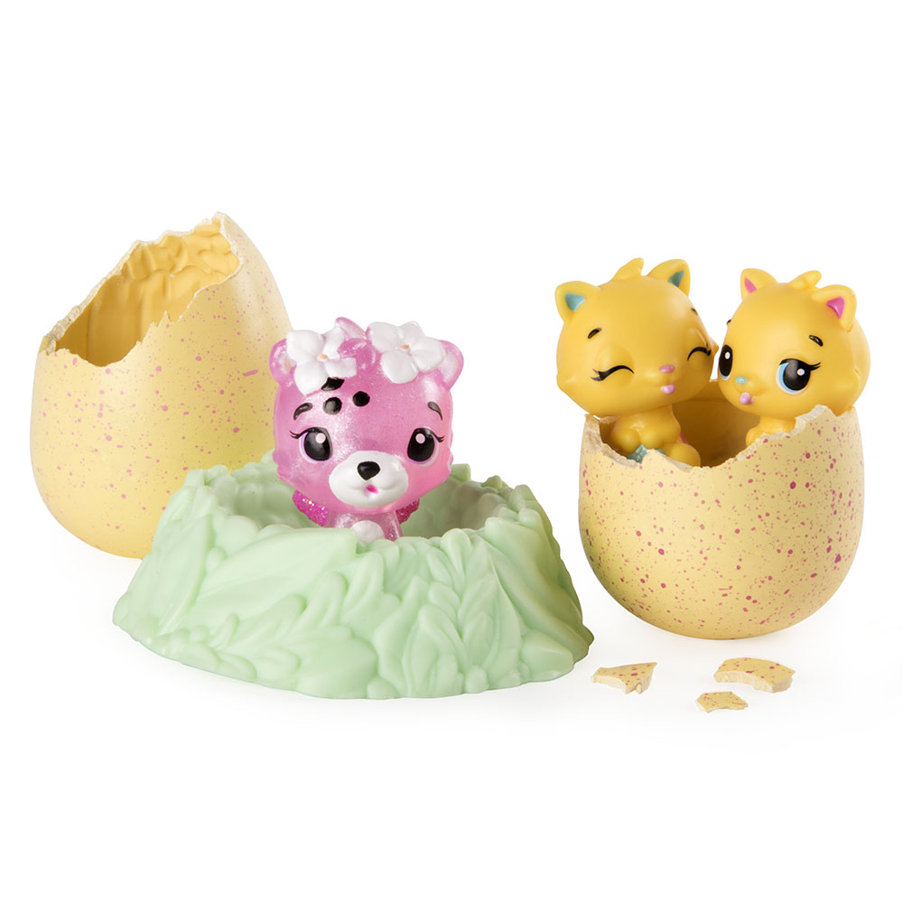 Hatchimals Ensemble de 2 Colleggtibles modèles assortis Serie 3