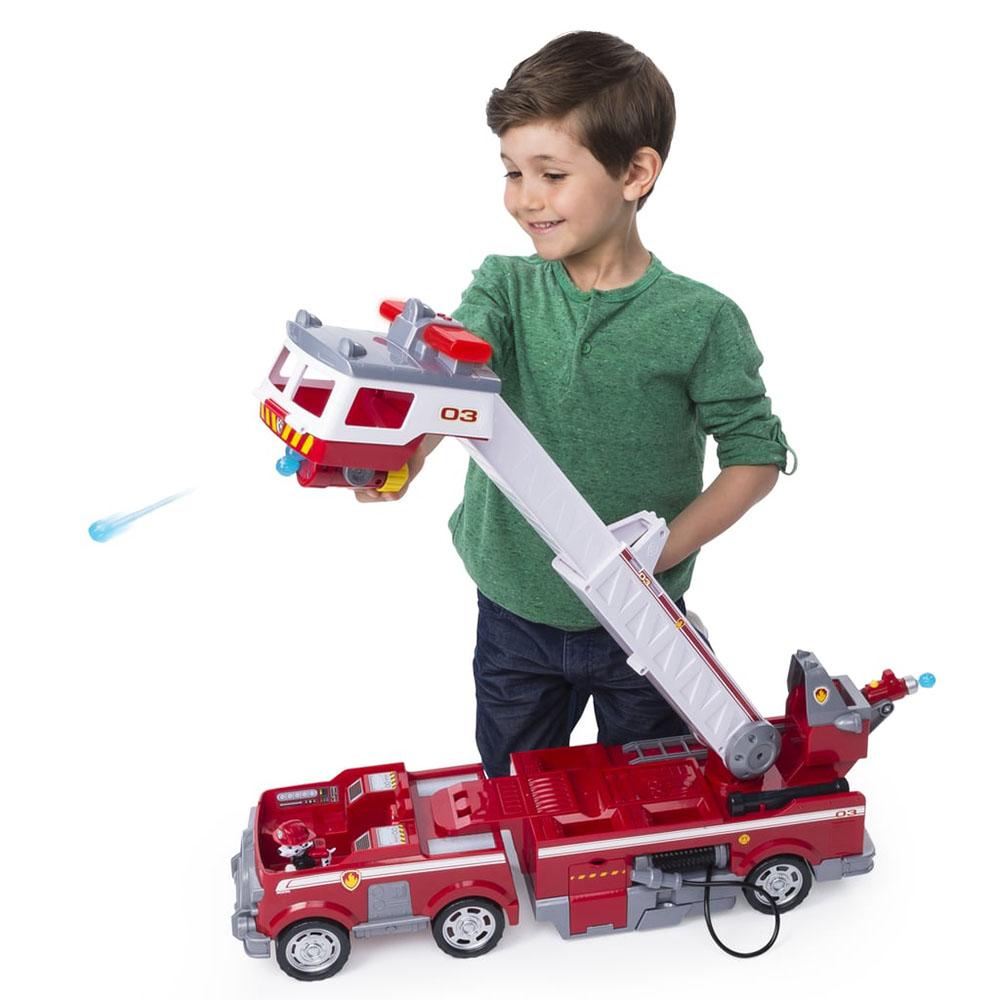Pat Patrouille - Camion de pompier ultime