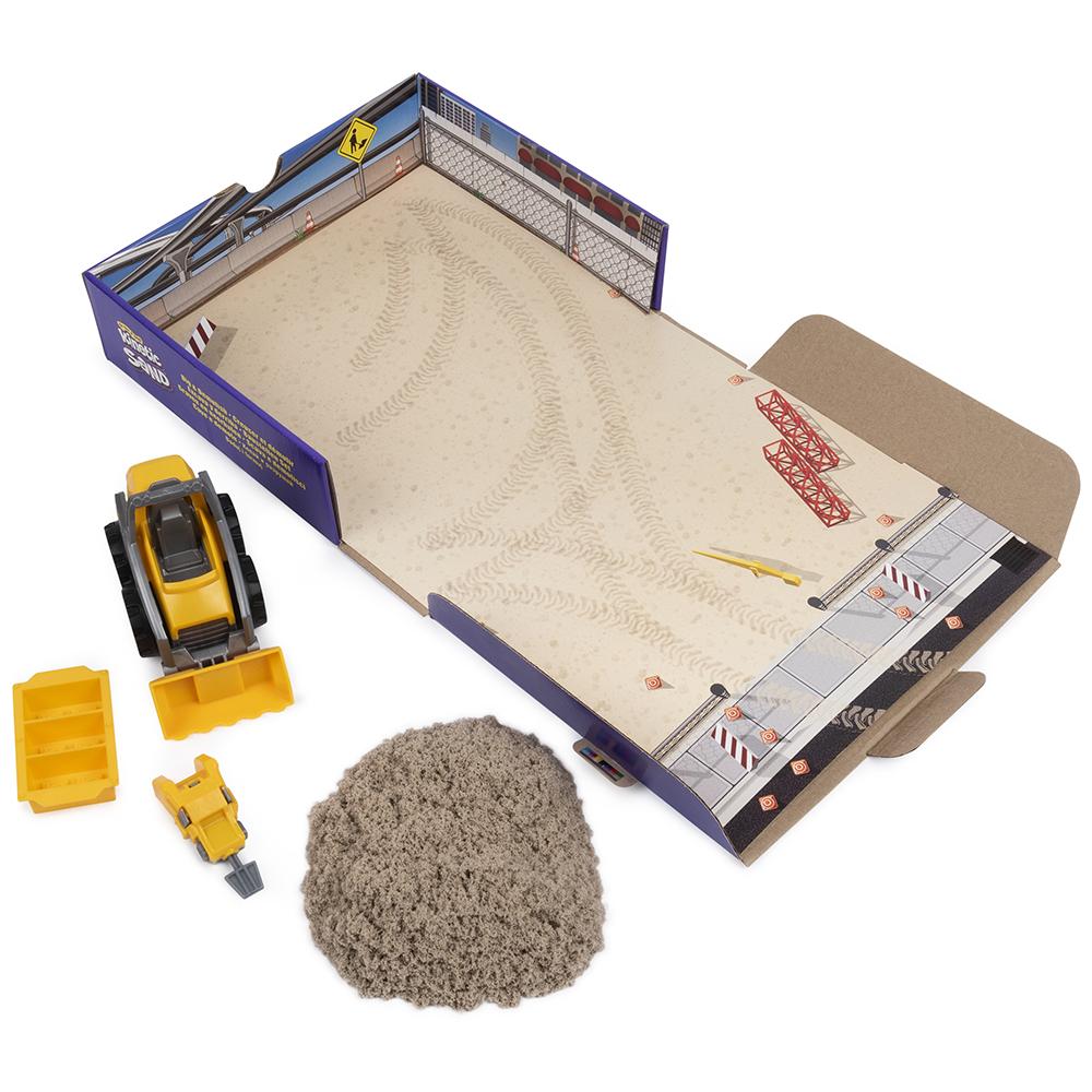 Kinetic Sand - Coffret Camion 2-en-1