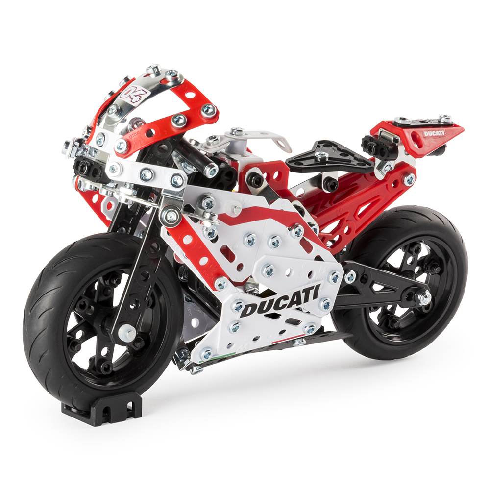 Meccano - Moto Ducati GP