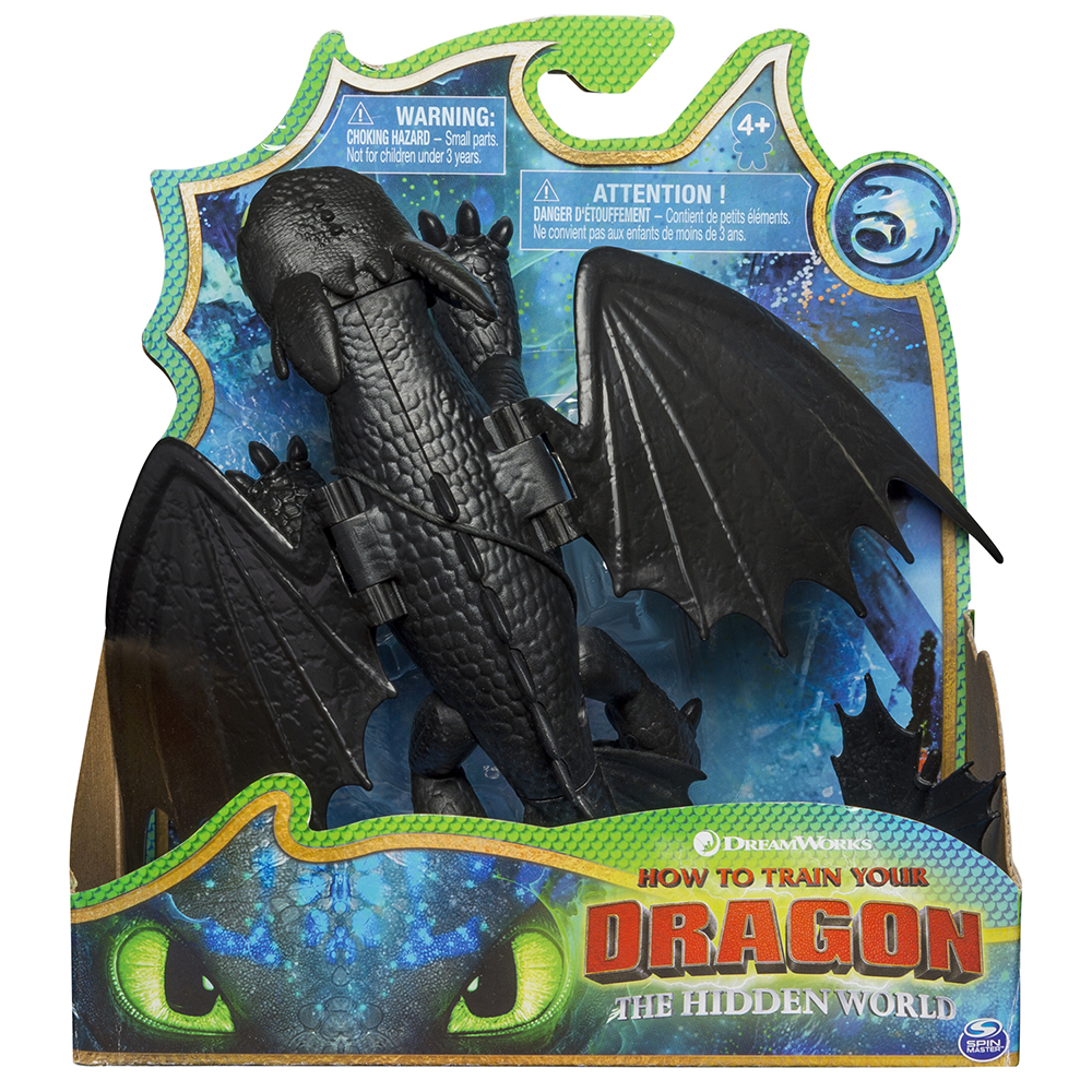 Dragons - Dragons articulés assortis