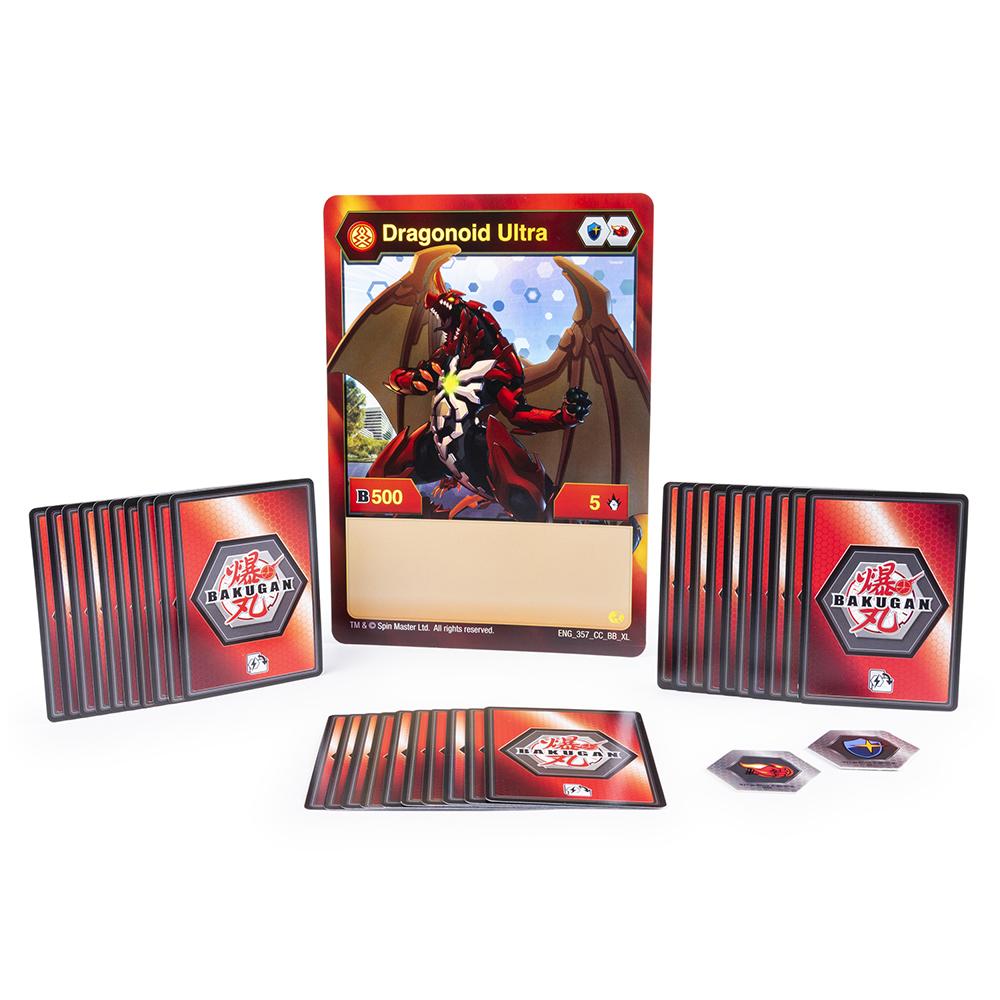 Bakugan - Collection de carte de luxe