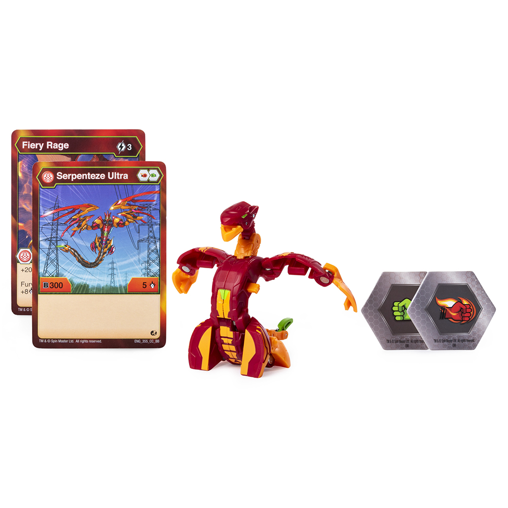 Bakugan - Ensemble Ultra balle série 1 assortis