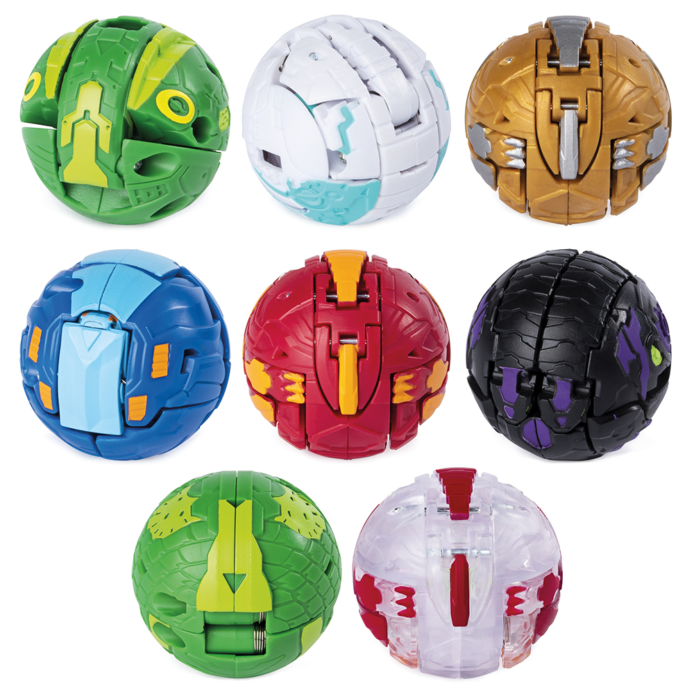 Bakugan - Ensemble balle assorties