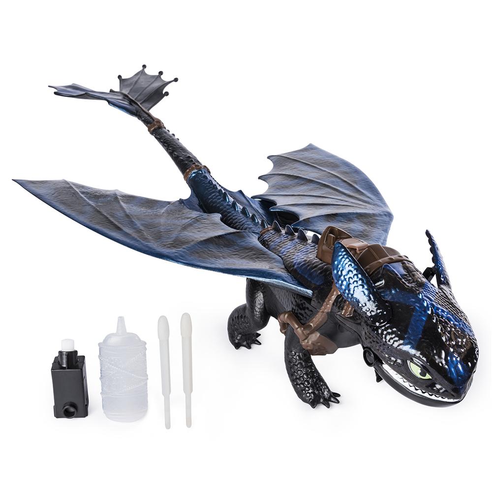 Dragons - Toothless Géant Cracheur de feu