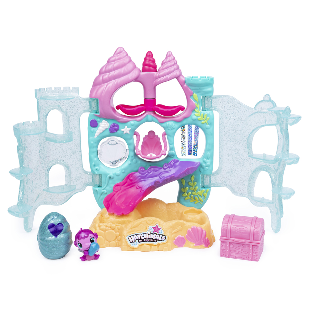 Hatchimals - Ensemble Chateau Coraille