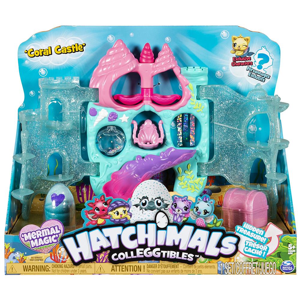 Hatchimals - Ensemble Chateau Coraille