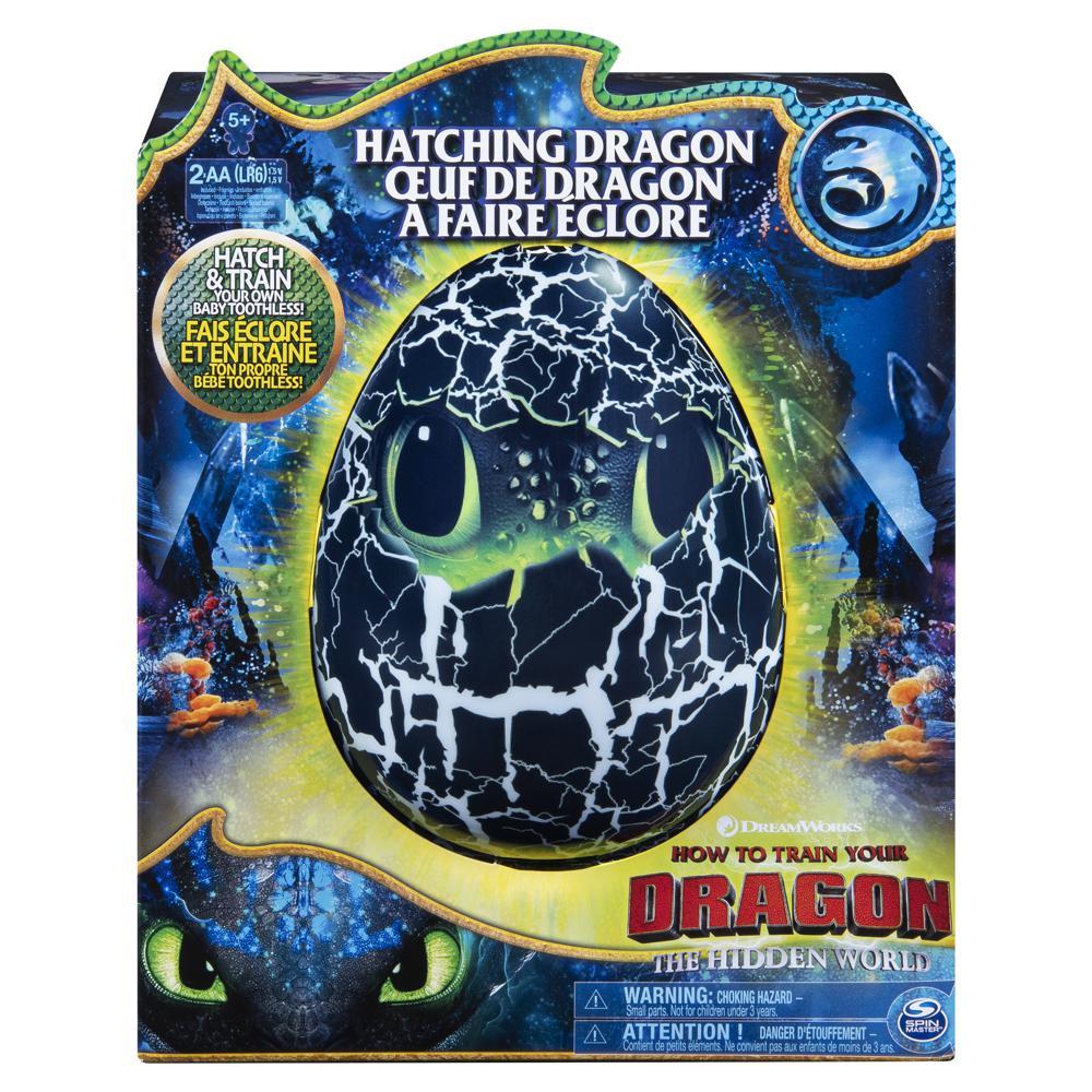 Dragons- Dragon interactif Hatchi