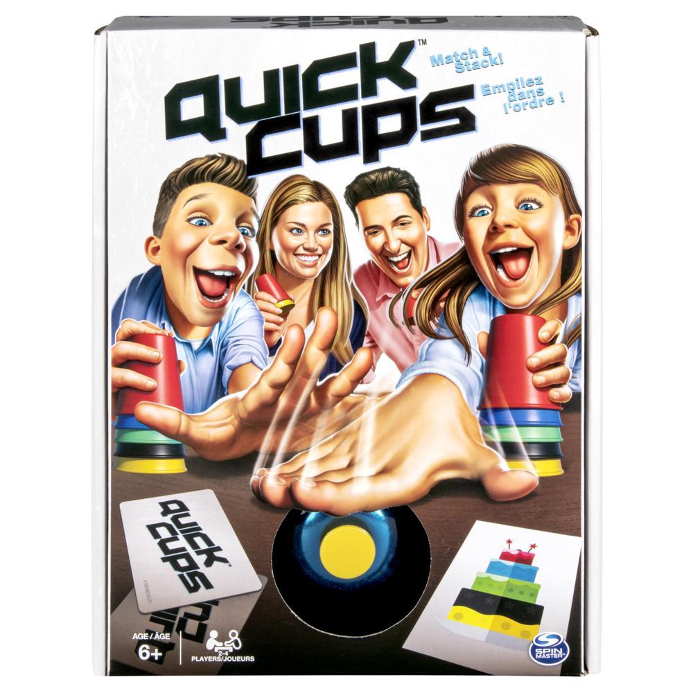 Jeu Quick Cups