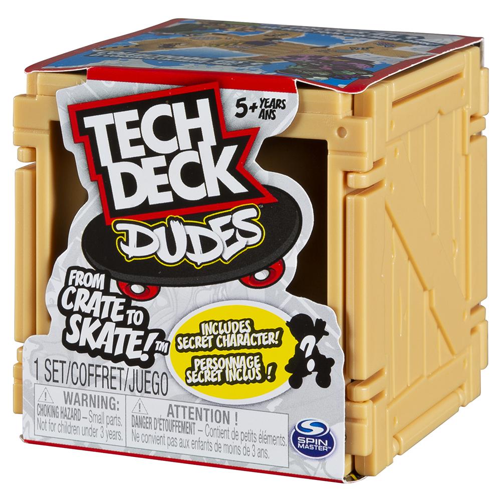Tech Deck - Boite Sk8 assortis