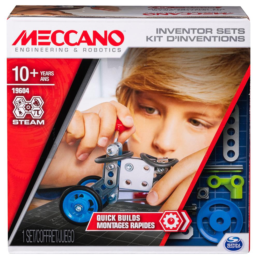 Meccano- Quick Builders 1 modèle