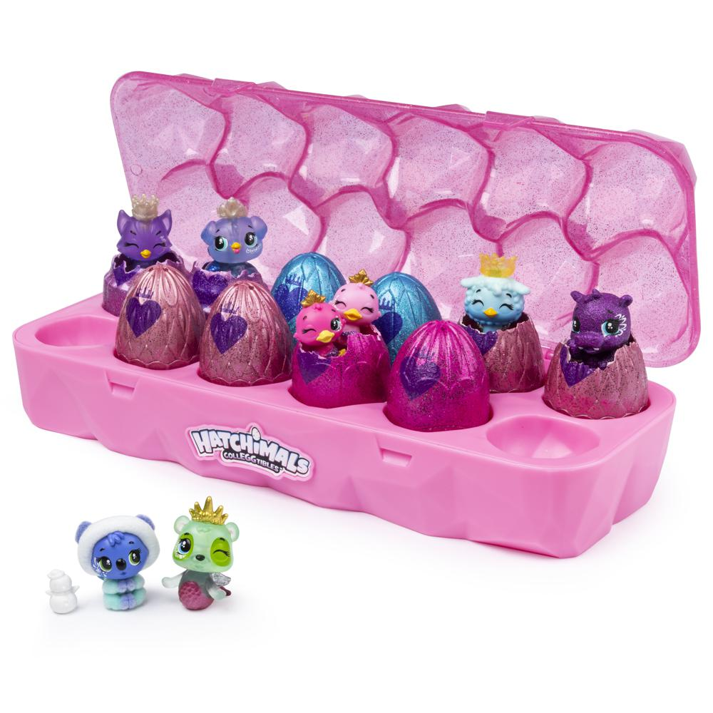 Hatchimals - CollEGGtible 12  boîte d'œuf S6
