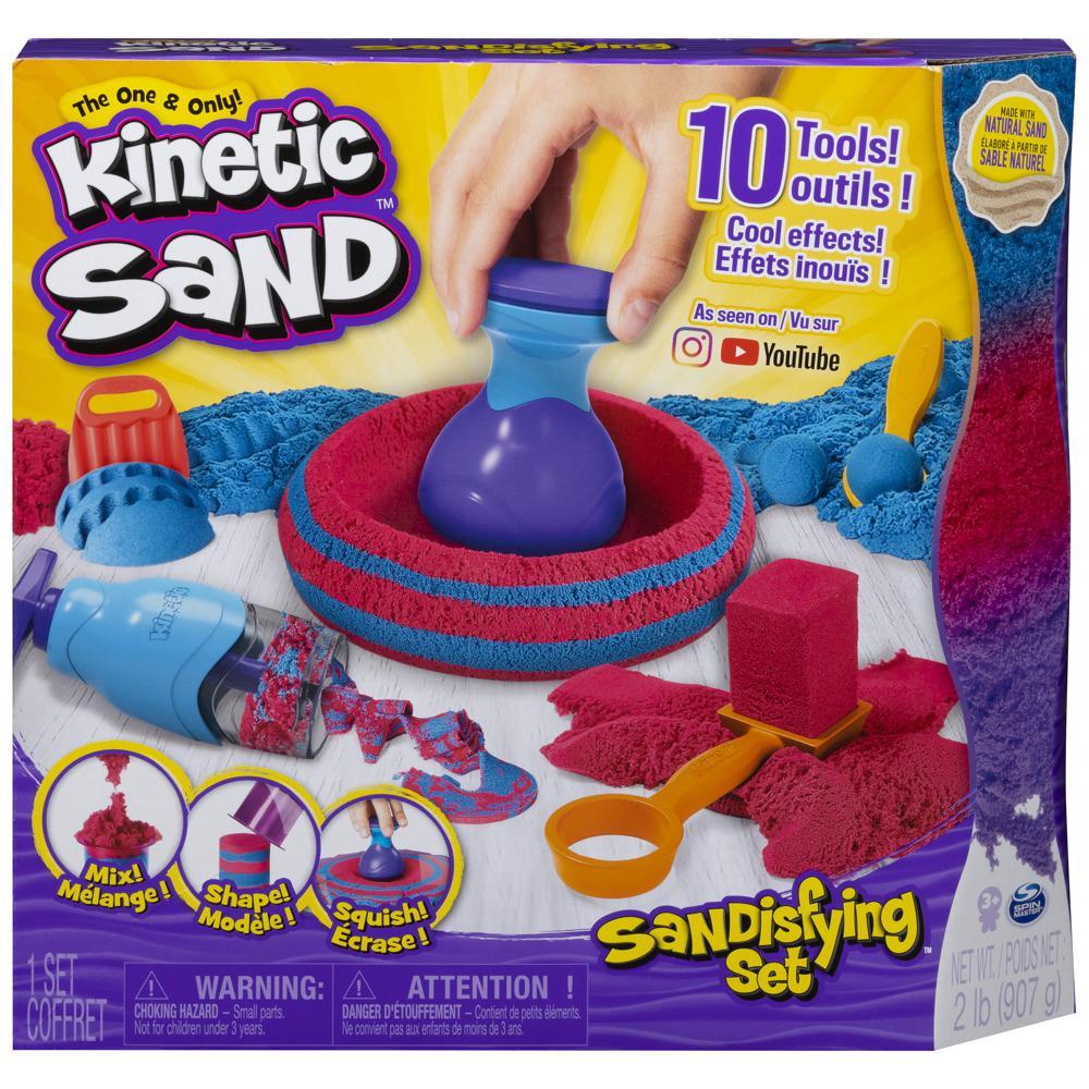 Kinetic Sand- Ensemble Sandtastic