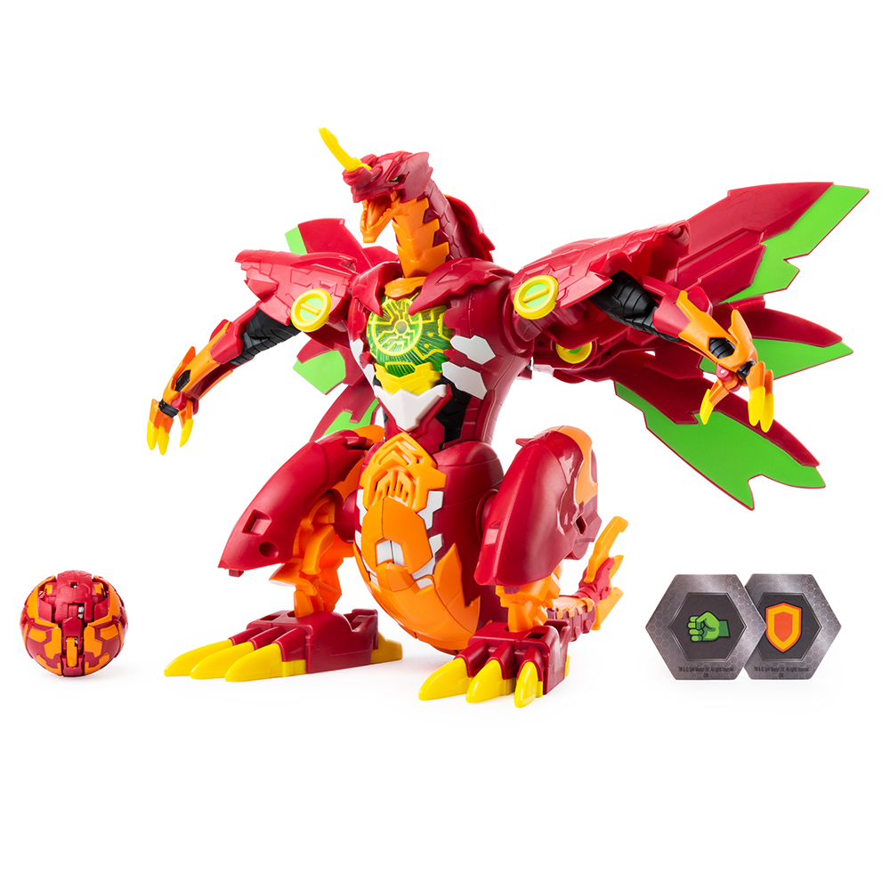 Bakugan- Dragonoid Maximus