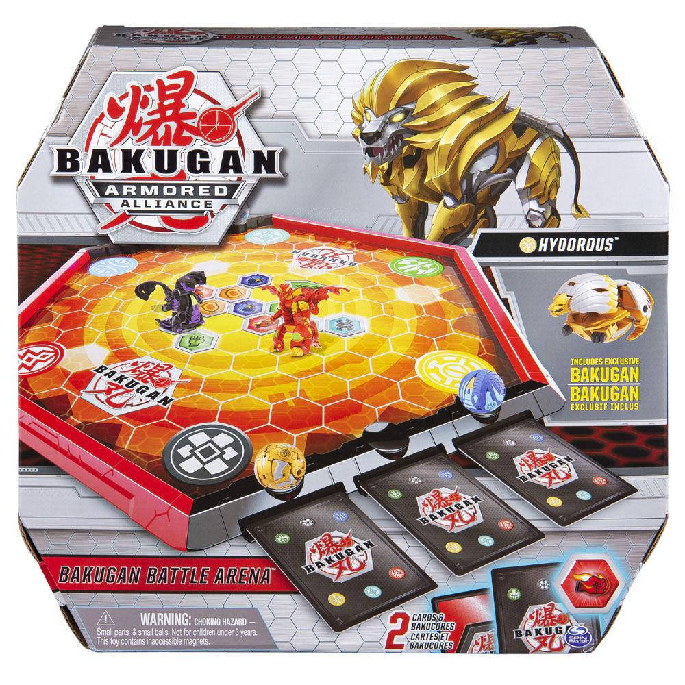 Bakugan - Arène de bataille S2