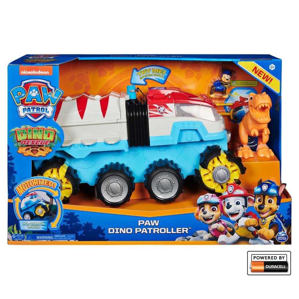 Pat' Patrouille - Patrouilleur Dino