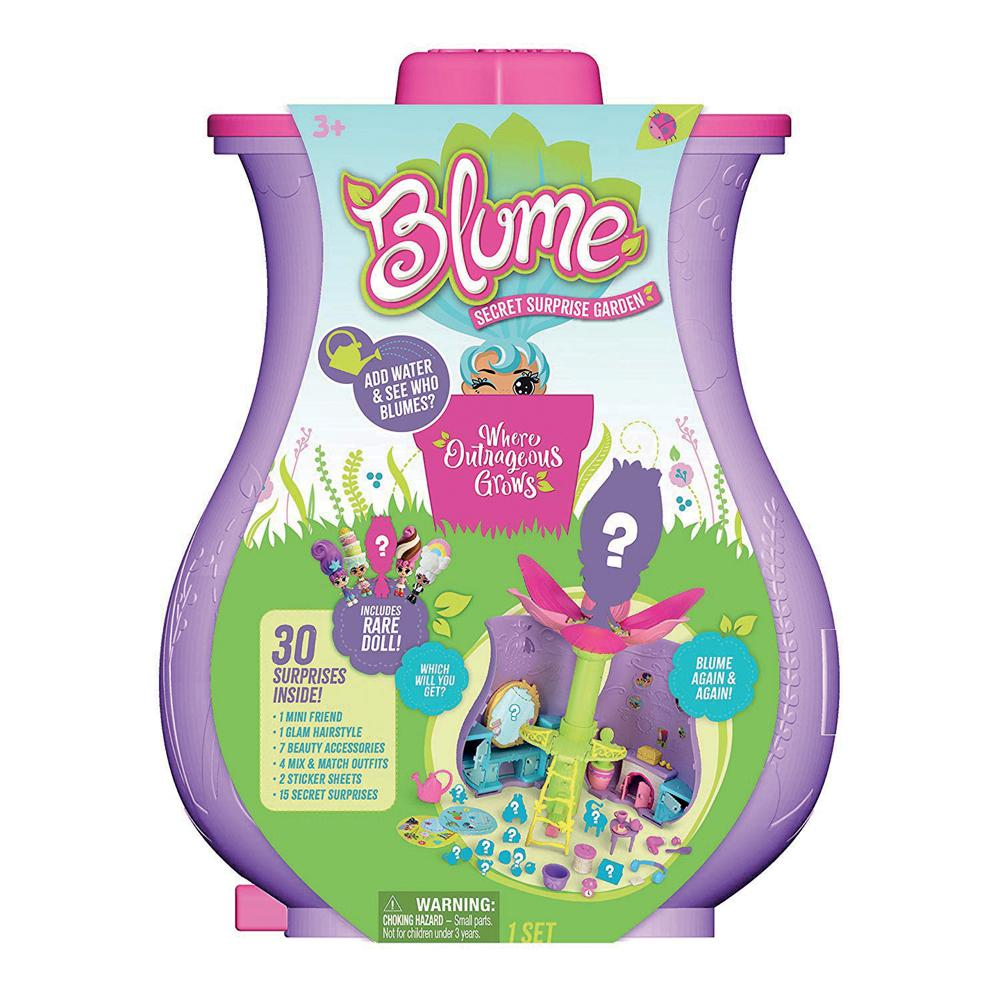 Blume - Ensemble de jeu Jardin secret