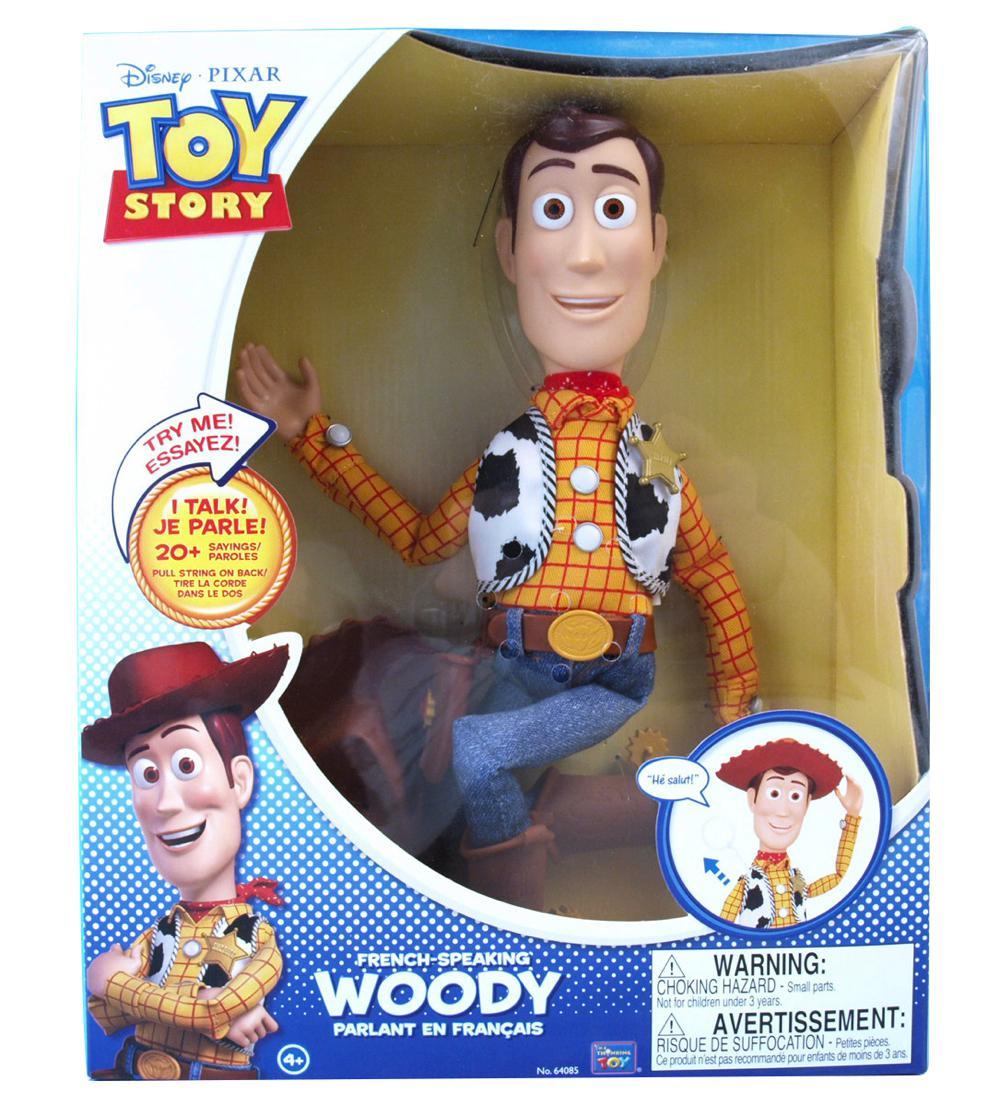 Figurine Woody parlant 30 cm