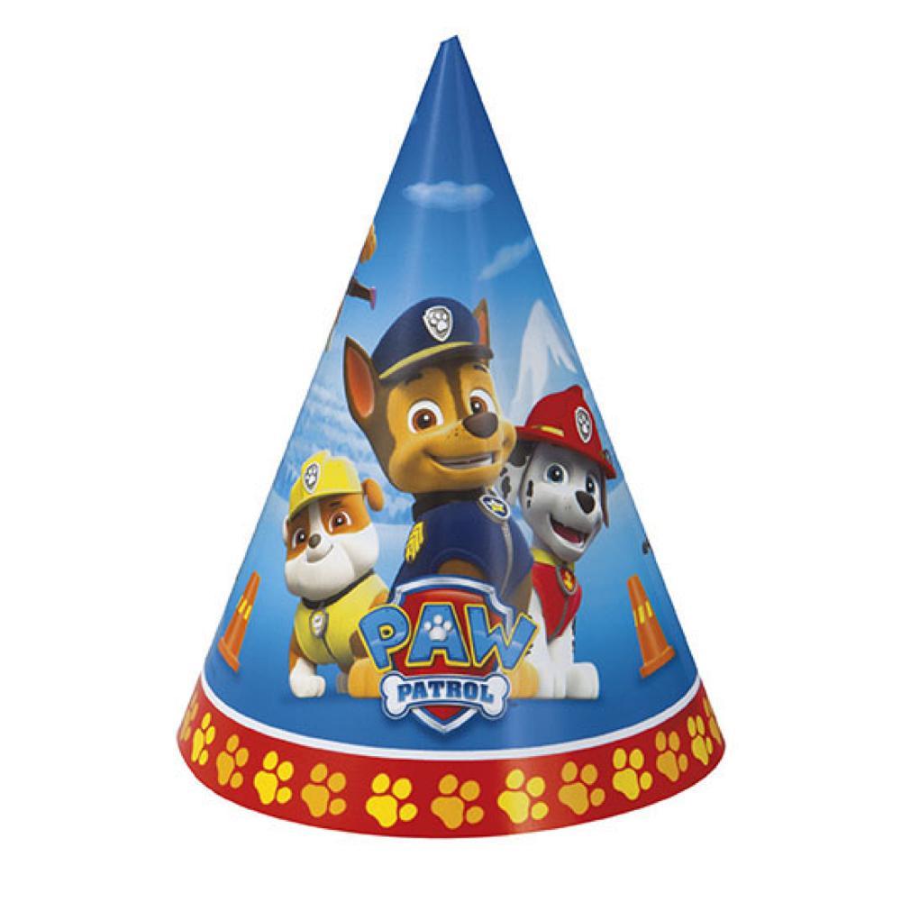 Chapeaux de fête - Pat'Patrouille