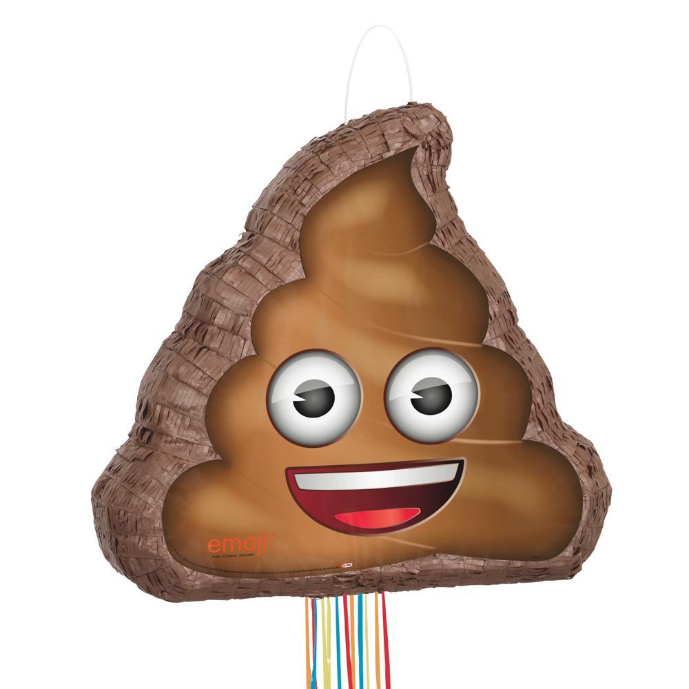 Emoji Caca - Piñata