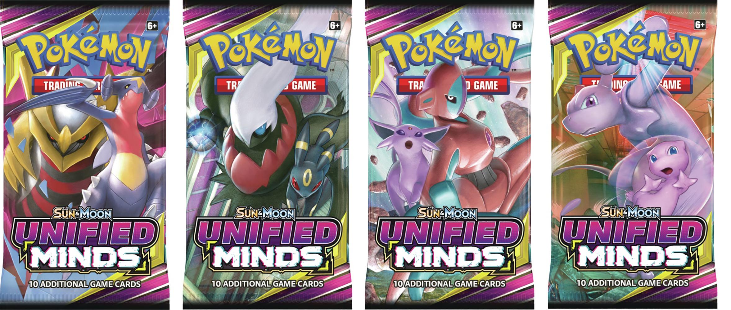 Cartes Pokémon - Soleil&Lune Harmonie des esprits