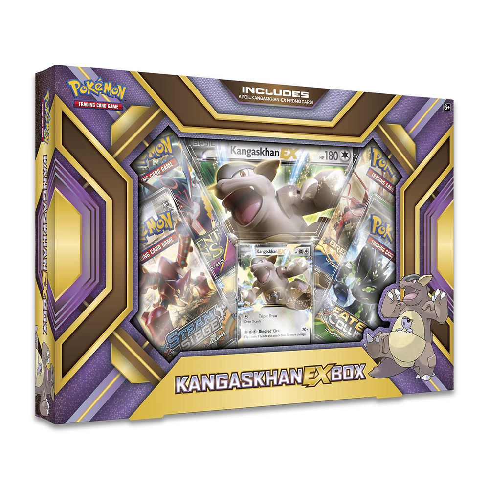 Cartes Pokémon - Boite Kangaskhan-EX