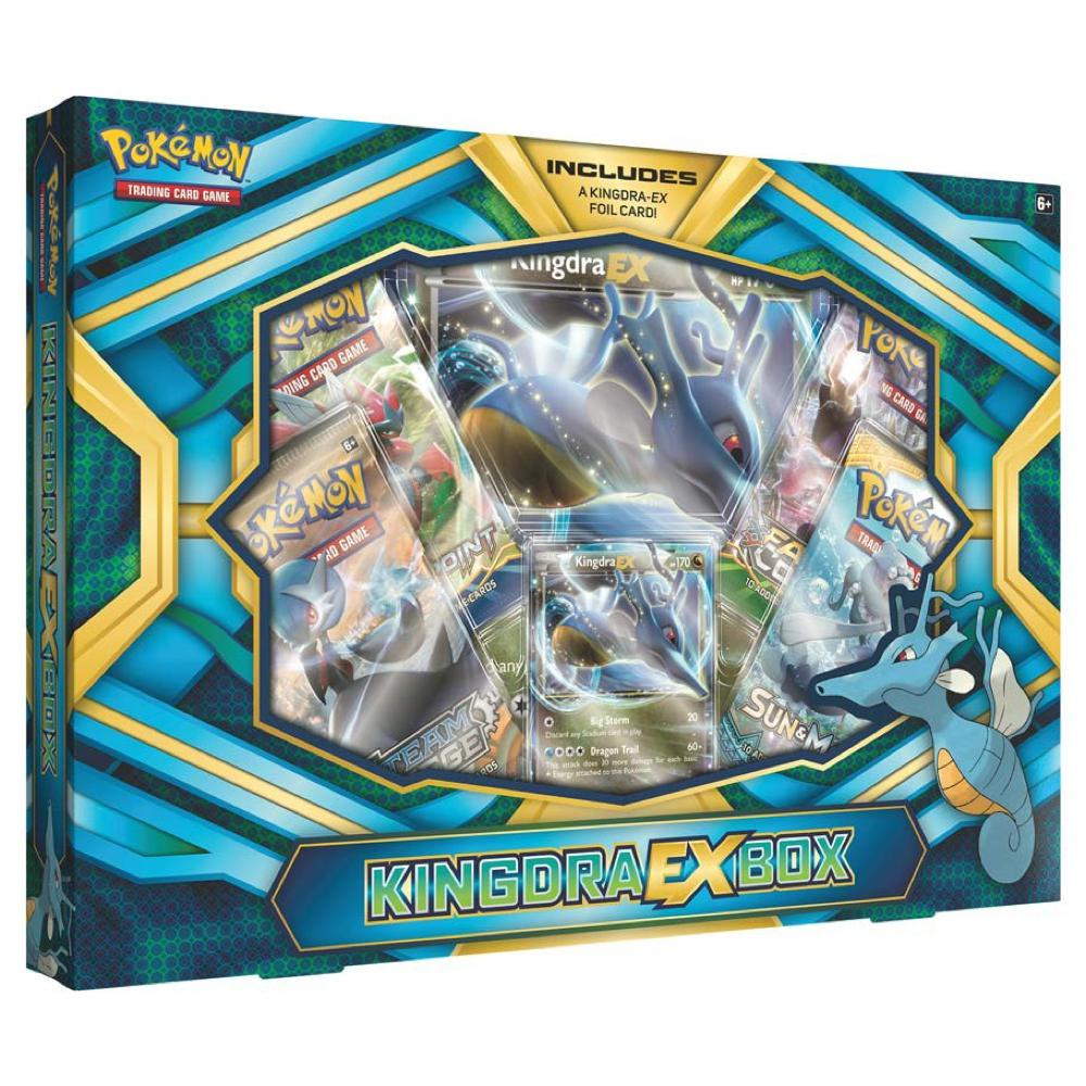 Cartes Pokémon - Boite Kingdra-EX