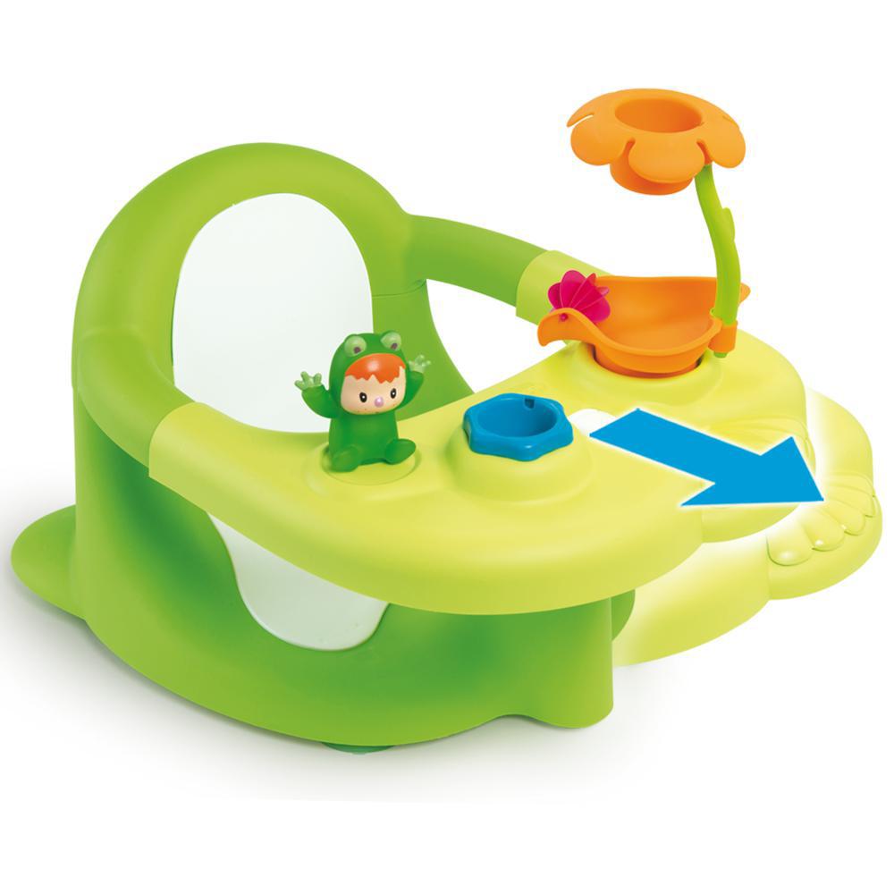 cotoons siege de bain vert club jouet achat de jeux et. Black Bedroom Furniture Sets. Home Design Ideas