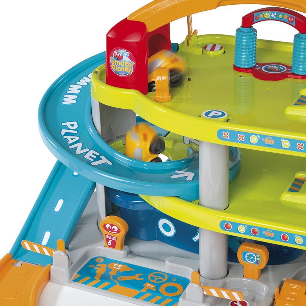 Vroom Planet - Grand garage