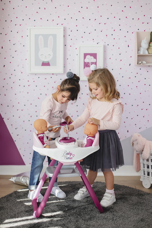Baby Nurse - Chaise haute pour jumeaux