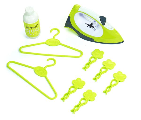 Smoby - Planche à repasser et accessoires