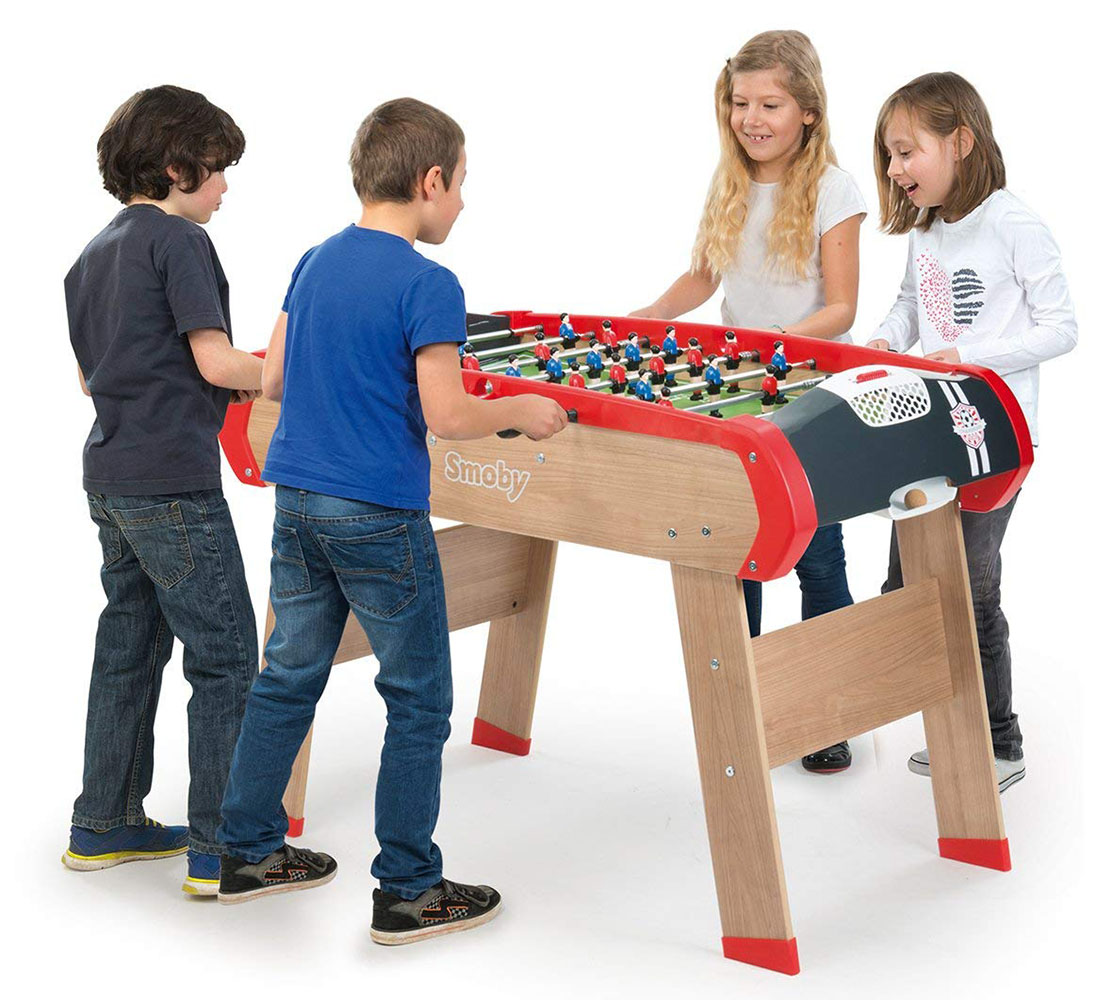 Smoby - Table Babyfoot Champions