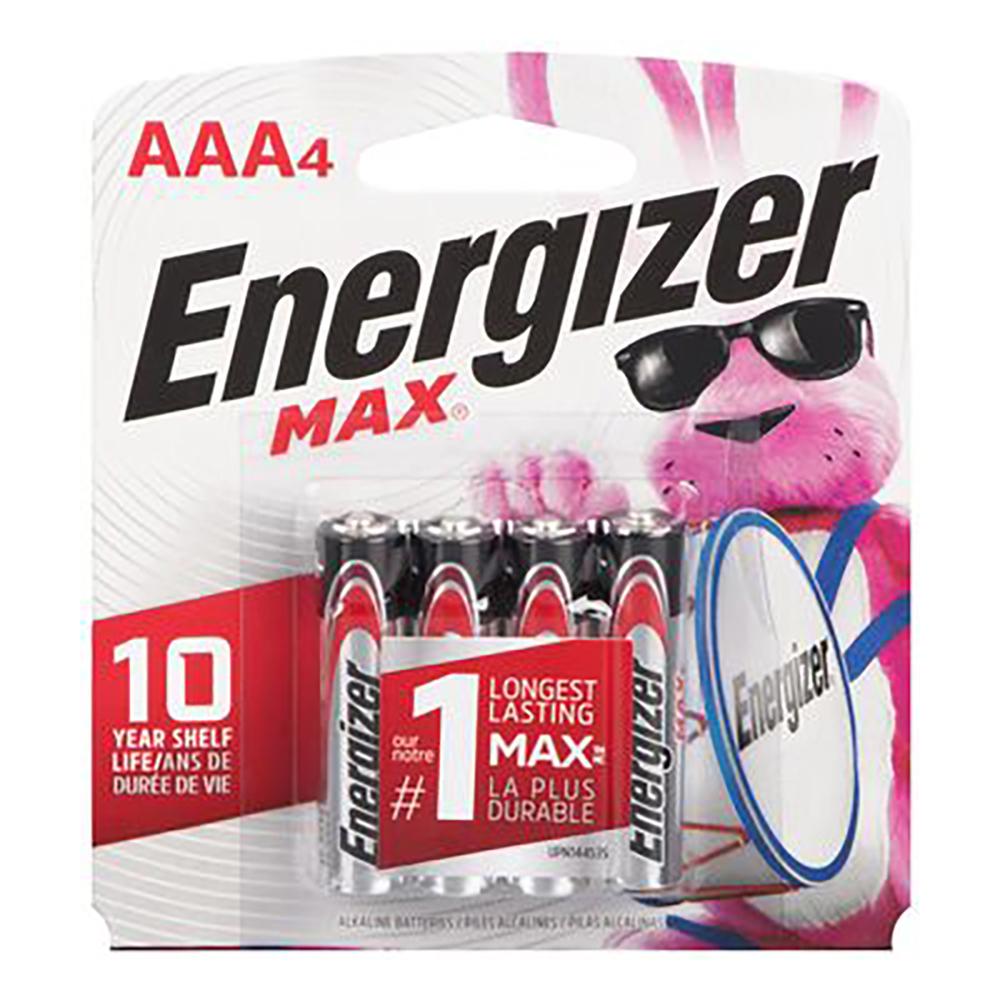 Piles Energizer AAA 4x