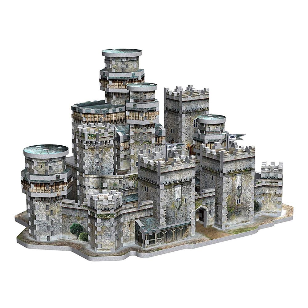 Wrebbit Casse-tête 3D - Le Trône de fer Winterfell