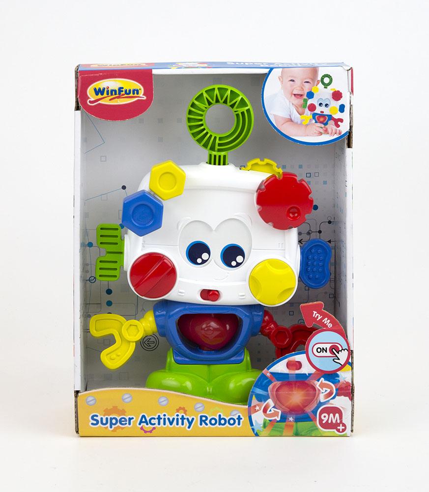 Winfun Mon robot d'activités