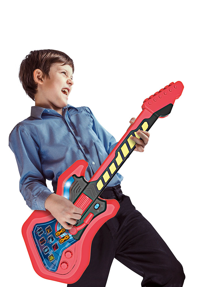 Winfun - Guitare Rock Cool Kidz