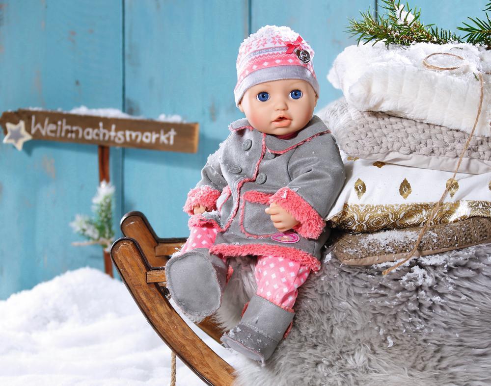 Baby Annabell - Ensemble de luxe Jours frisquets
