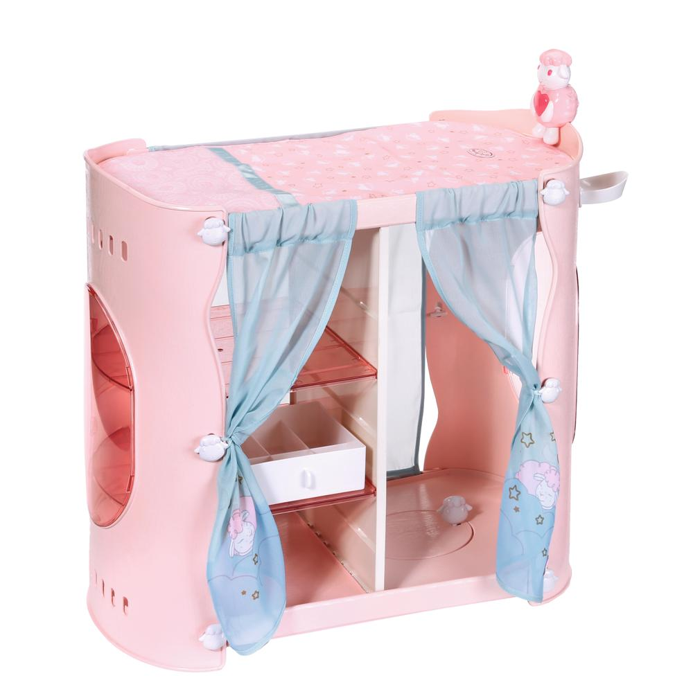 Baby Annabell -  Commode 2-en-1 Doux rêves