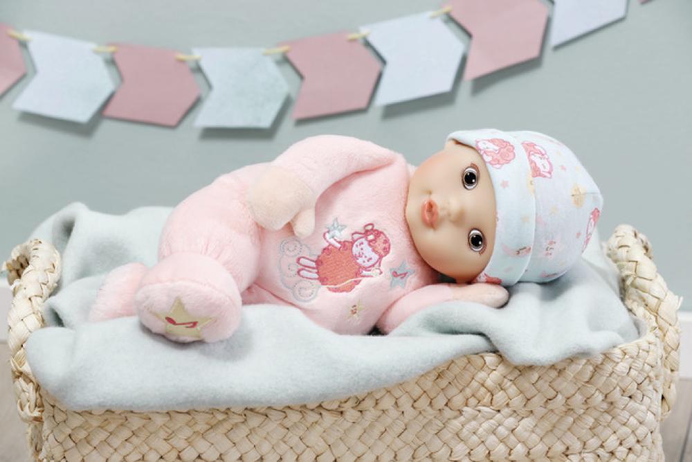 Baby Annabell Babies - Poupée nouveau-né Sleep well 30 cm